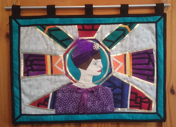Welsh Heritage Quilters Exhibition details revealed