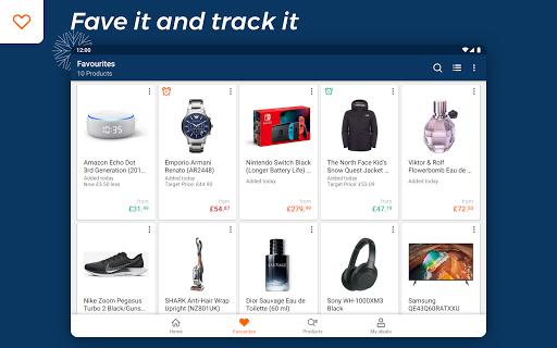 idealo - Price Comparison & Mobile Shopping App screenshots 12