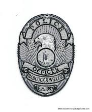 Photo: Babcock & Wilcox Police, Badge