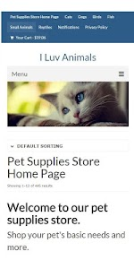Pet Plus Supplies screenshot 1