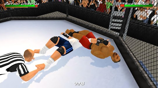 Wrestling Revolution 3D Mod Apk 11