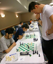 Photo: CYCC simul: GM Eric Hansen