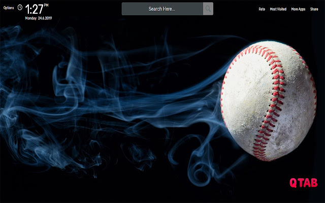 Baseball Wallpapers HD Theme