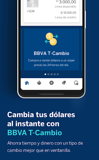 BBVA Peru00fa screenshots 3