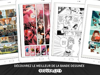 Sequencity - Comics & Manga- screenshot thumbnail