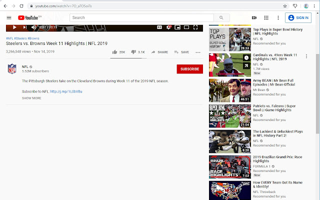 YouTube Comments Hide