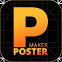 Poster Maker - Poster Creator & Poster Designer icon
