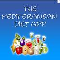 Mediterrean Diet Tips. icon