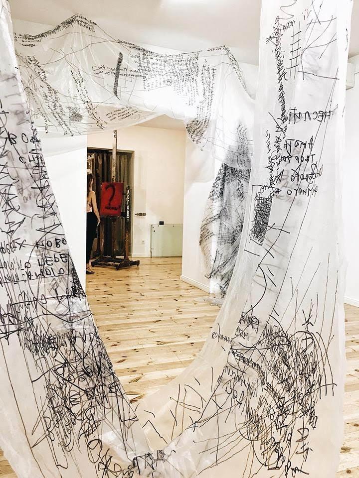 современный одеский художник, современные украинские художники, Антон Логов