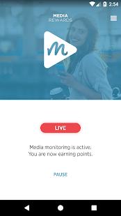 Media Rewards - náhled