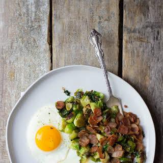 Breakfast Brussels Sprouts.