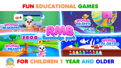 Toddler Learning Games Smart Shapes And Colors  screenshots 1