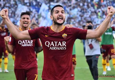L'AS Roma a un pied en huitièmes, première victoire pour Valence