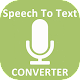 Voice to Text Converter with Speech Recognizer Download on Windows