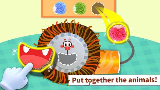 Baby Panda's Animal Puzzle screenshot 3