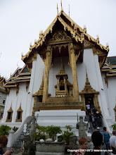 Photo: Throne room at Grand Palace.