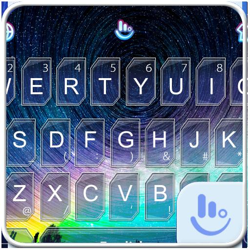 Ragnarok Galaxy Keyboard Theme