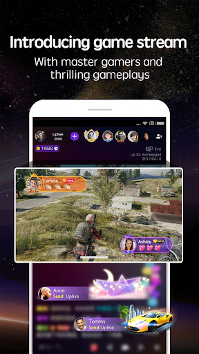 Uplive - Live Video Streaming App 3.4.3 screenshots 3