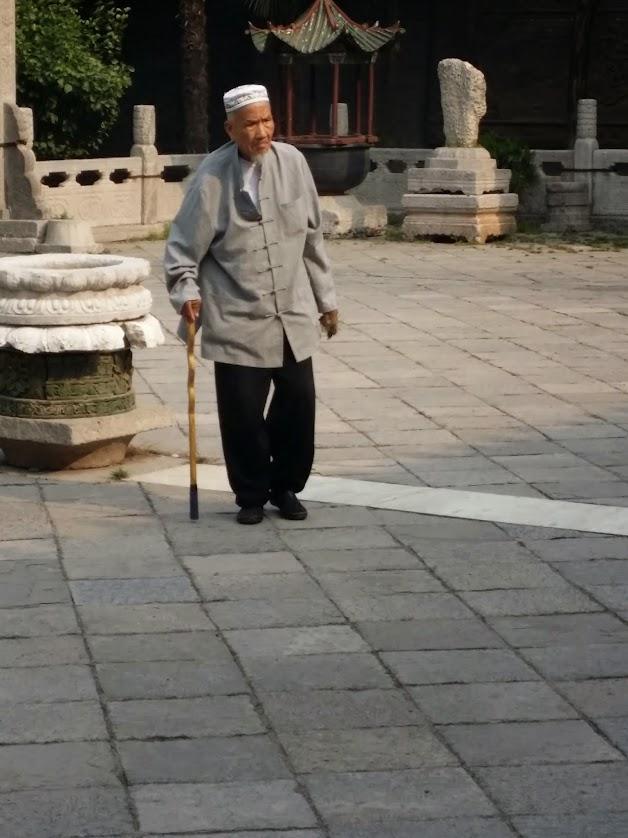 Musulman à Xi'an