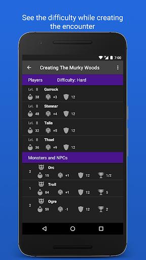 BattleTrack - Initiative Tracker apktram screenshots 4