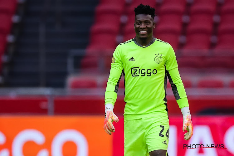 """Ajax dreigt Onana volgende zomer transfervrij te verliezen: """"We komen er niet uit"""""""