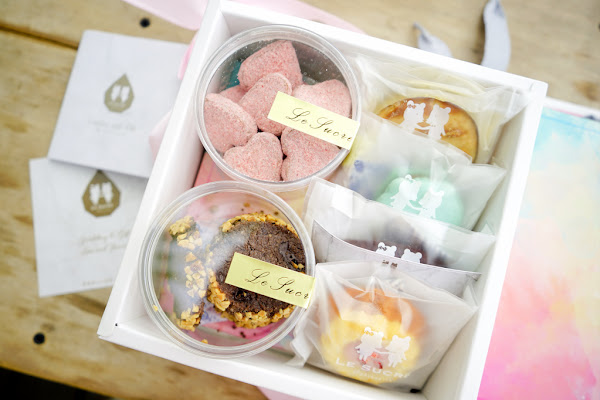 喜餅|台南蘇格蕾法式甜點Le Sucré Pâtisserie 法式手工餅乾喜餅推薦!