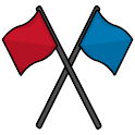 Flags War icon