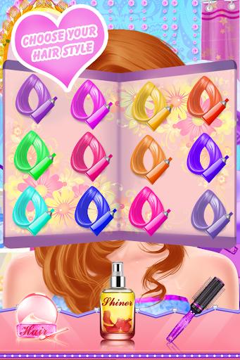 Fashion Braid Hairstyles Salon-girls games 7.8 screenshots 4