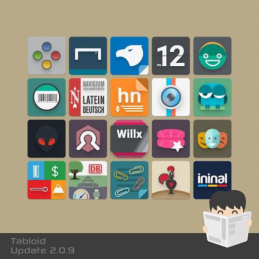 Tabloid Icon screenshot