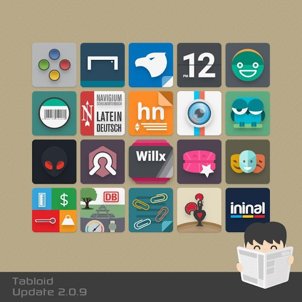 Tabloid Icon v2.7.1 [Patched]