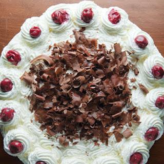 Black Forest Cake (Schwarzwälder Kirschtorte).