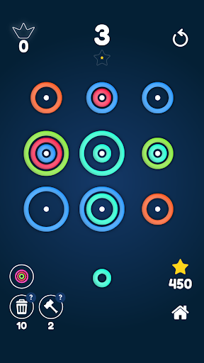 Stackz - Put the Rings on: Color Puzzle  {cheat|hack|gameplay|apk mod|resources generator} 2