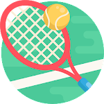 Tennis Mania Game - 3D App Simulation online games icon