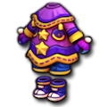 紫ののりまきの服A