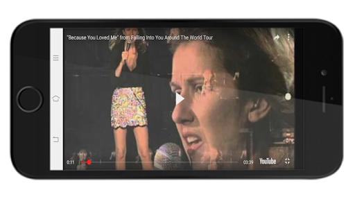 Celline Dion Vidio Collection screenshot 6