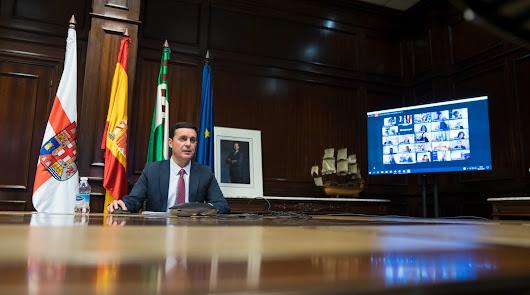 EN DIRECTO: Pleno extraordinario en Diputación tras el Caso Mascarillas