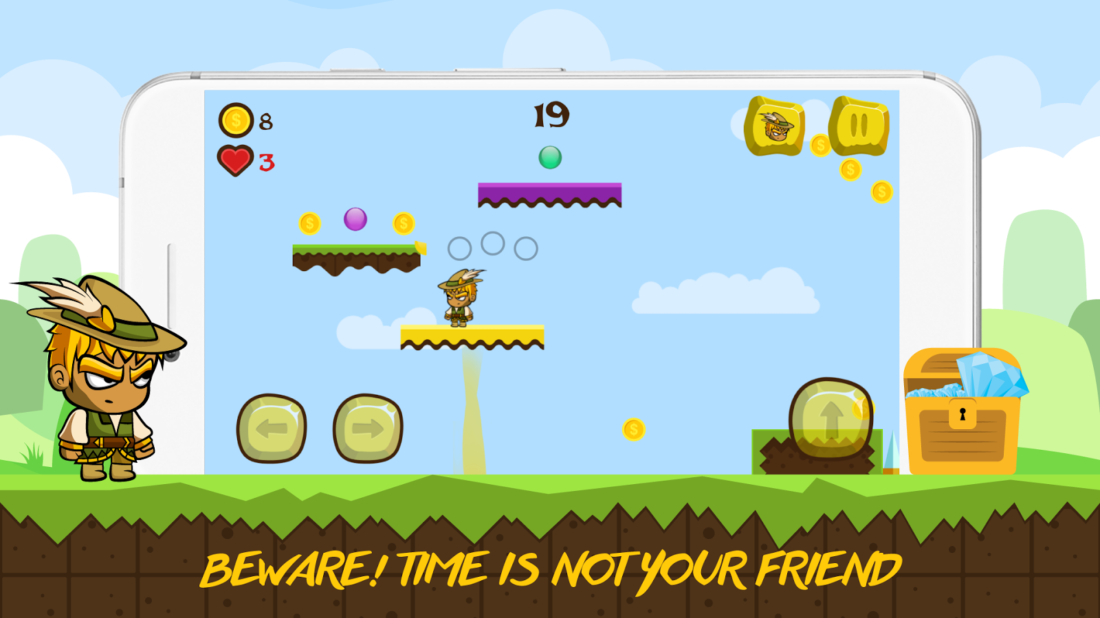 Super Adventure Quest- screenshot