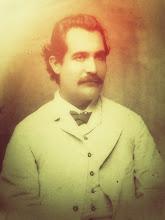 Photo: Mihai Eminescu (15.01.1850-15.06.1889) La photo: 1884 http://fr.wikipedia.org/wiki/Mihai_Eminescu