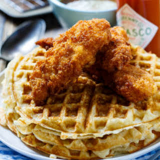 Chicken Waffles Recipes.