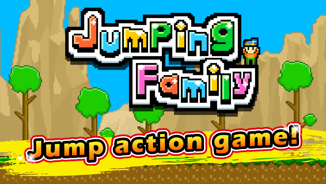 Jumping Family- screenshot