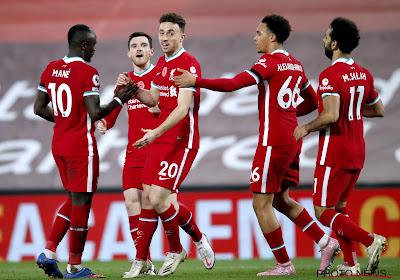 Liverpool zet scheve situatie recht en zorgt voor ongelooflijk record!