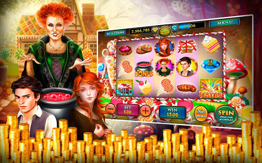 Gingerbread Joy Vegas Slots HD