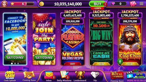 Cash Blitz - Free Slot Machines & Casino Games apkslow screenshots 7