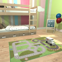 Escape game: Escape in a child's room icon