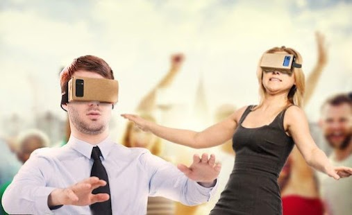 VR Party Game (Cardboard) Screenshot