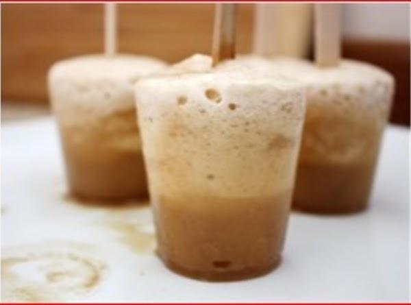 Coffee Popsicles Recipe