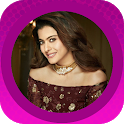 Kajol Movies-Wallpapers,puzzle,quiz icon