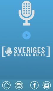 Sveriges Kristna Radio - SKR Play - náhled