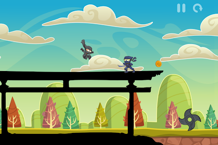 JUMPING NINJA 2 screenshot 1