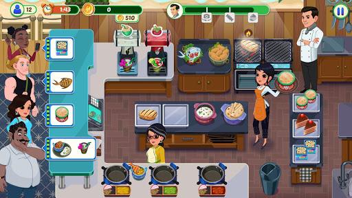 Chef Sanjeev Kapoor's Cooking Empire 1.0.5 screenshots 2